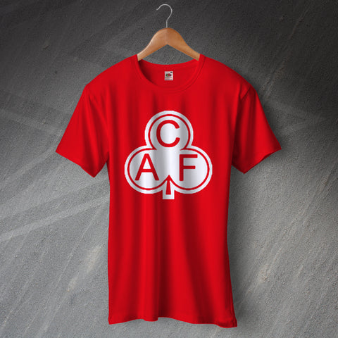 Charlton Football T-Shirt 1935