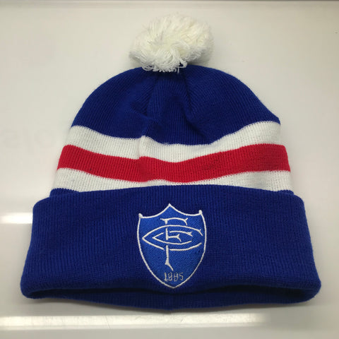 Chelsea Football Bobble Hat Embroidered 1952