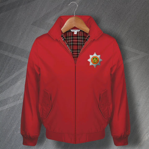 Cheshire Regiment Harrington Jacket Embroidered