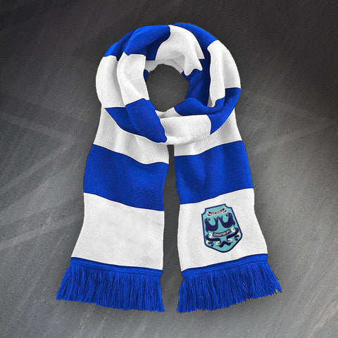 Chester Football Bar Scarf Embroidered 1974
