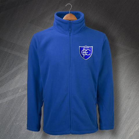 Chesterfield Football Fleece Embroidered 1958