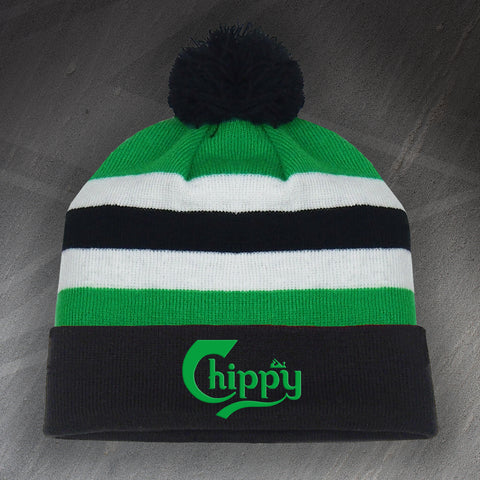 Carpenter Bobble Hat Embroidered Chippy