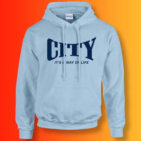 City It's a Way of Life Hoodie