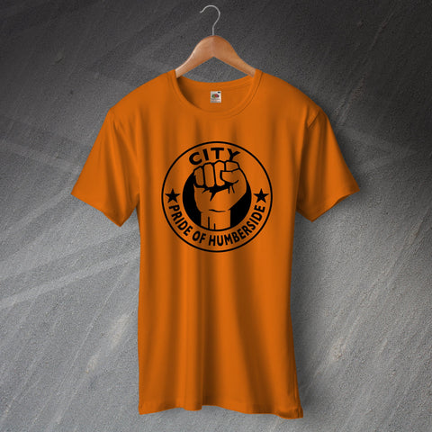 Hull Football T-Shirt City Pride of Humberside
