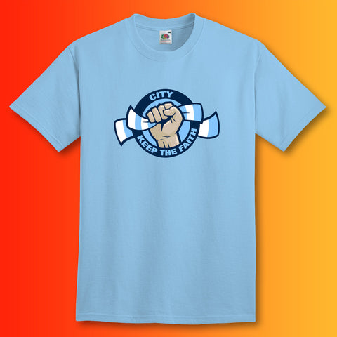 City Keep The Faith Shirt