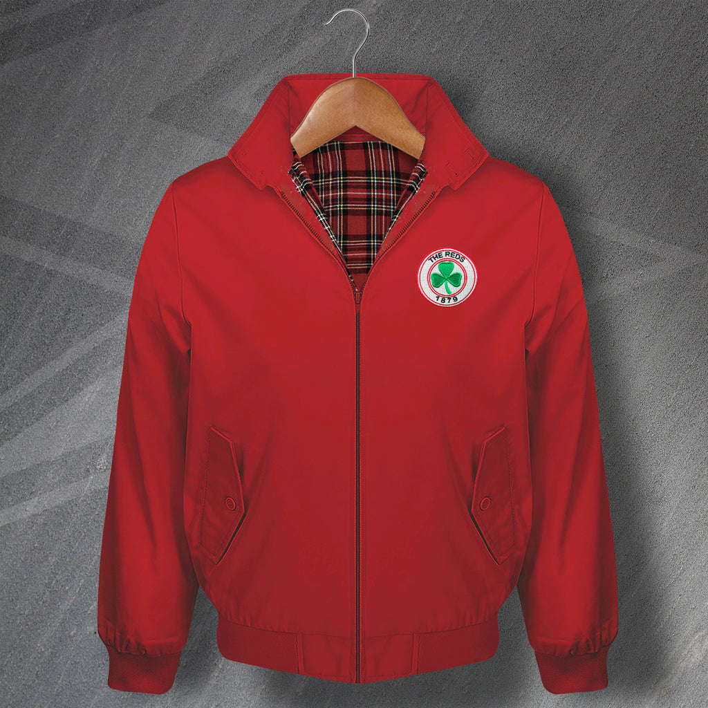 Retro Cliftonville Harrington Jacket
