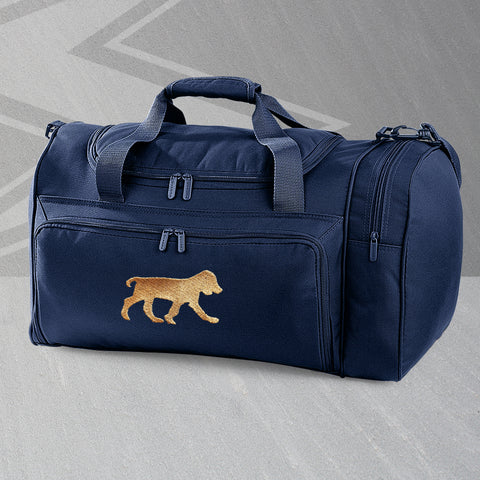 Cocker Spaniel Holdall Embroidered