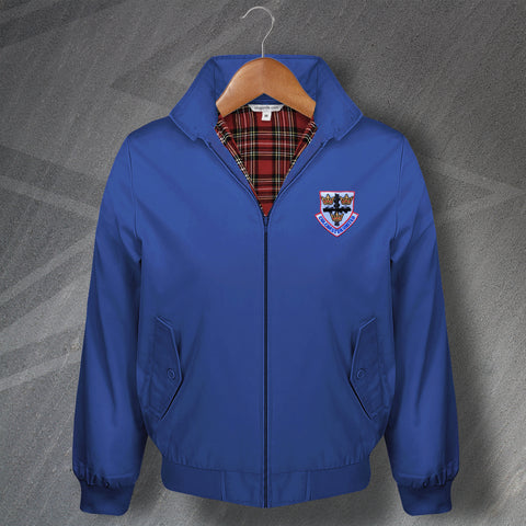 Colchester Football Harrington Jacket Embroidered 1970