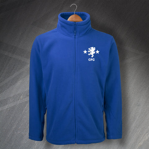 Cove Rangers Football Fleece Embroidered 1982