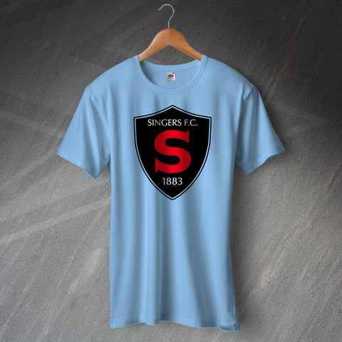 Coventry Singers FC Football T-Shirt