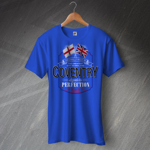 Coventry The Greatest City Unisex T-Shirt