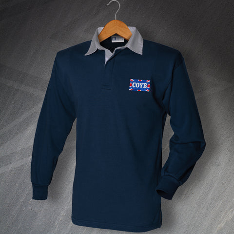 COYB Long Sleeve Football Shirt