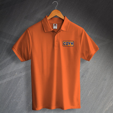 COYH Embroidered Polo Shirt