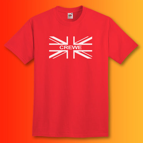 Crewe Union Jack Flag Shirt