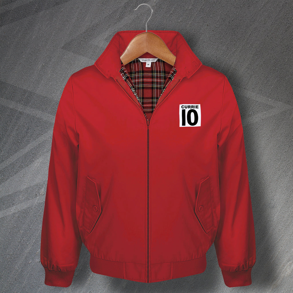 Tony Currie Harrington Jacket