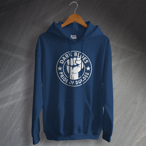 Dark Blues Pride of Dundee Hoodie