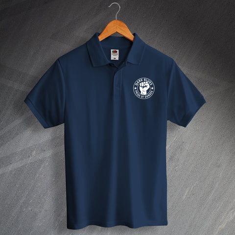 Dark Blues Pride of Dundee Polo Shirt