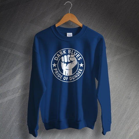 Dark Blues Pride of Dundee Sweatshirt