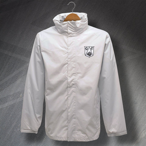 Derby Football Jacket Embroidered Waterproof 1946