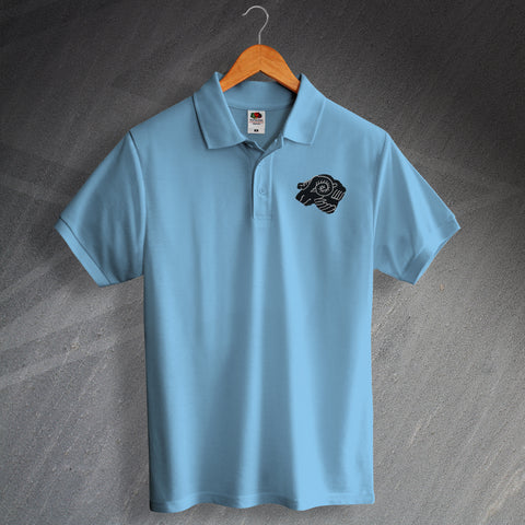 Classic Derby Football Polo Shirt