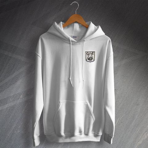 Derby Football Hoodie Embroidered 1946