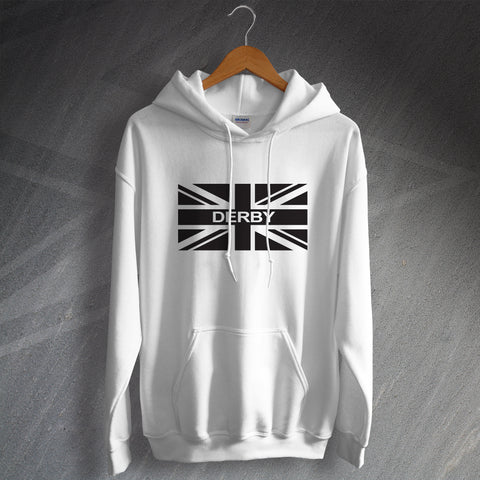 Derby Football Hoodie Union Jack