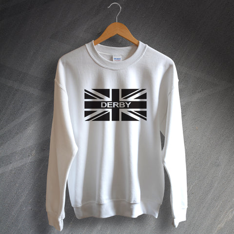 Derby Football Sweatshirt Union Jack