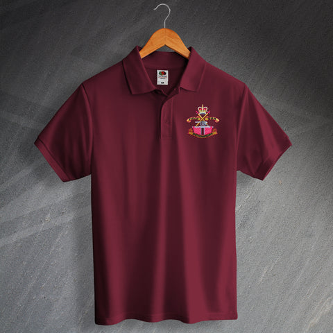 Devonport Field Gun Crew Embroidered Polo Shirt