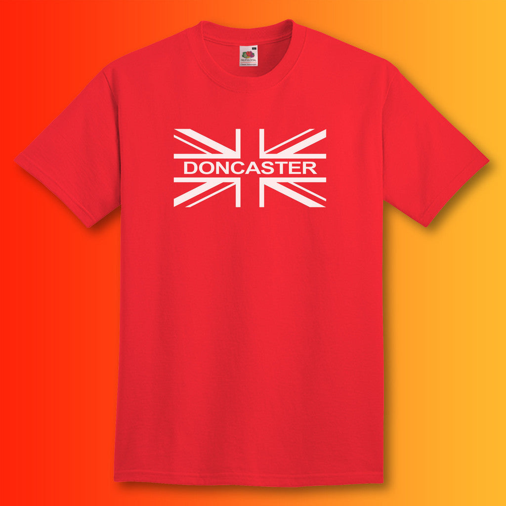 Doncaster Union Jack Flag Shirt