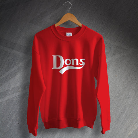 Aberdeen Football Sweatshirt Dons