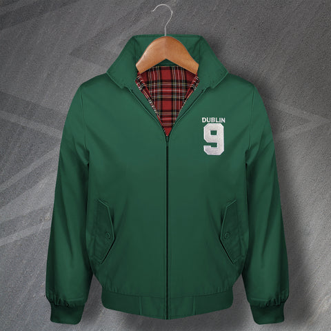 Dion Dublin Football Harrington Jacket