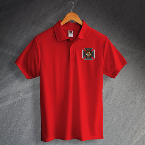 Duke of Edinburgh's Royal Regiment Embroidered Polo Shirt