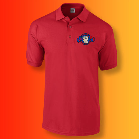 Eagles Keep The Faith Polo Shirt