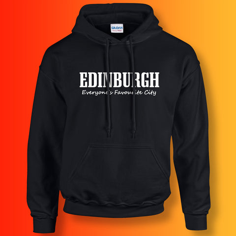 Edinburgh Hoodie with Everyone's Favourite City Design