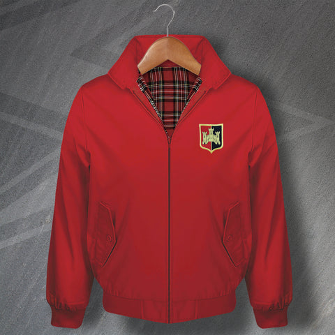 Exeter Football Harrington Jacket Embroidered 1972