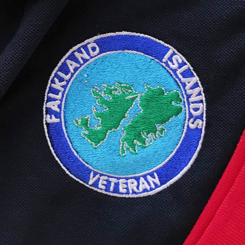 Falkland Islands Veteran Embroidered Badge