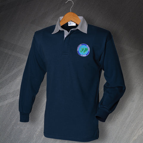 Falkland Islands Veteran Rugby Shirt