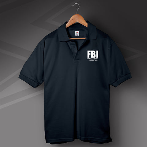 Female Body Inspector Polo Shirt