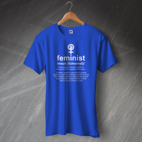 Feminist Meaning T-Shirt