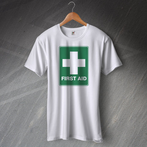 Nurse T-Shirt First Aid