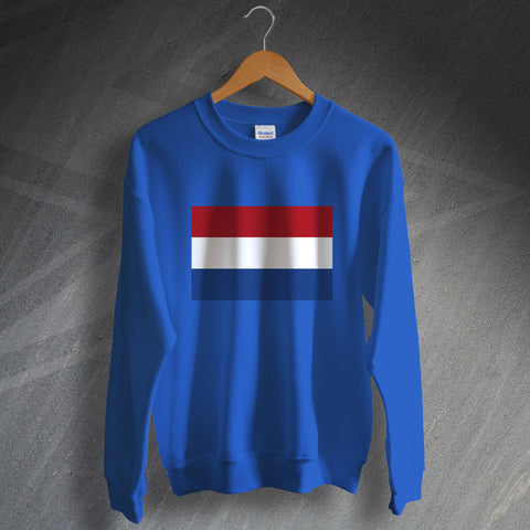 Netherlands Sweatshirt Flag of the Netherlands