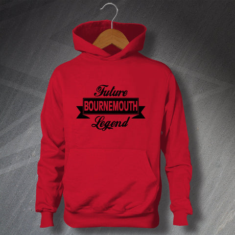 Bournemouth Football Hoodie Children's Future Bournemouth Legend