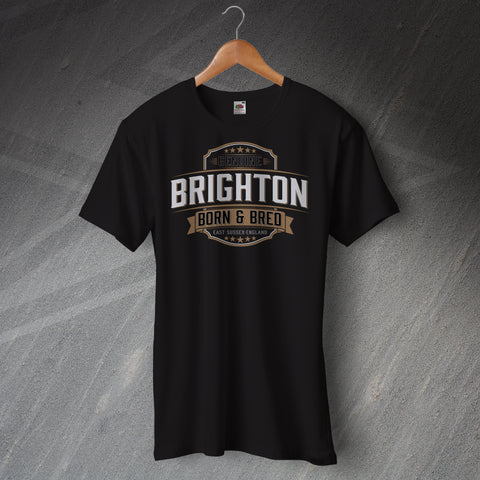 Brighton T-Shirt Genuine Born and Bred