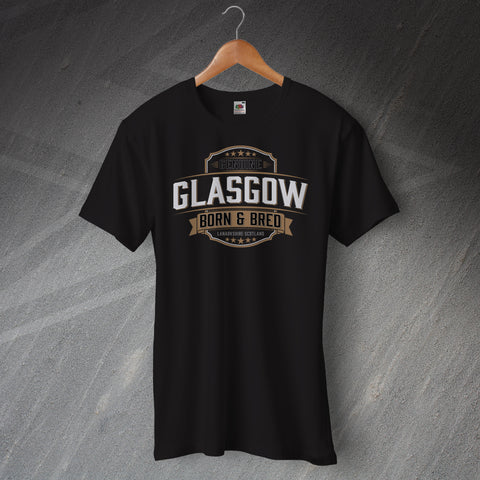 Genuine Glasgow Born and Bred Unisex T-Shirt