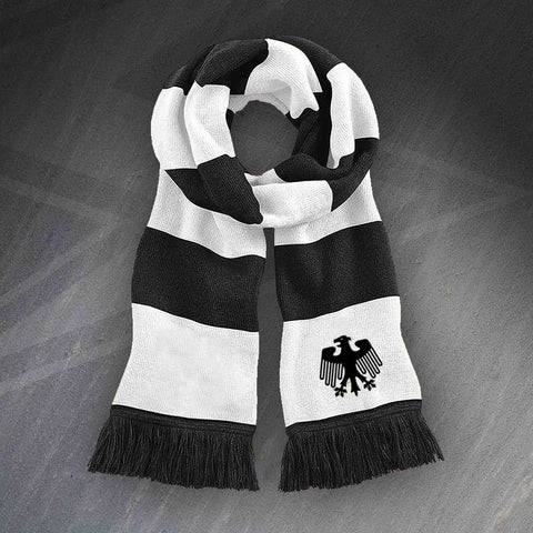 Germany Football Bar Scarf Embroidered 1908