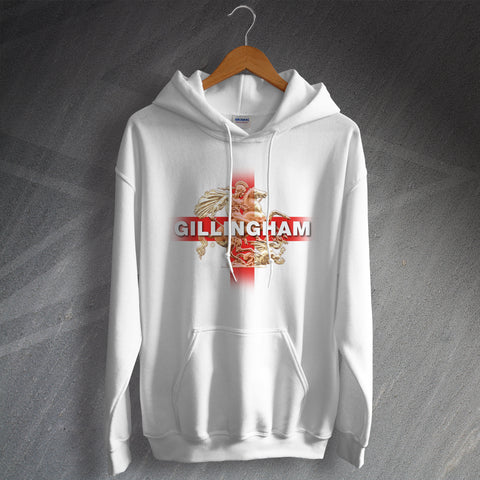 Gillingham Football Hoodie Saint George and The Dragon