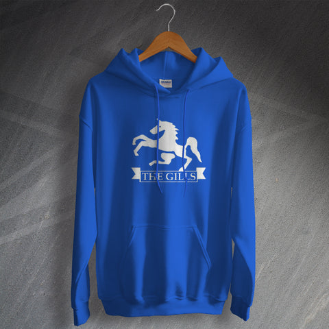 Gillingham Football Hoodie The Gills