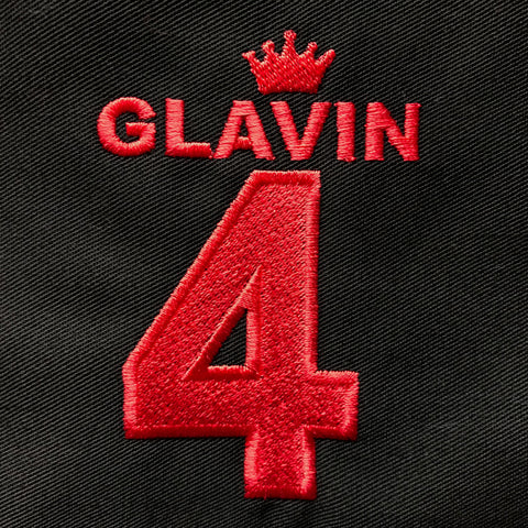 Ronnie Glavin Embroidered Badge