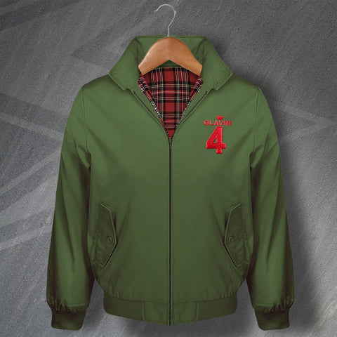 Ronnie Glavin Harrington Jacket