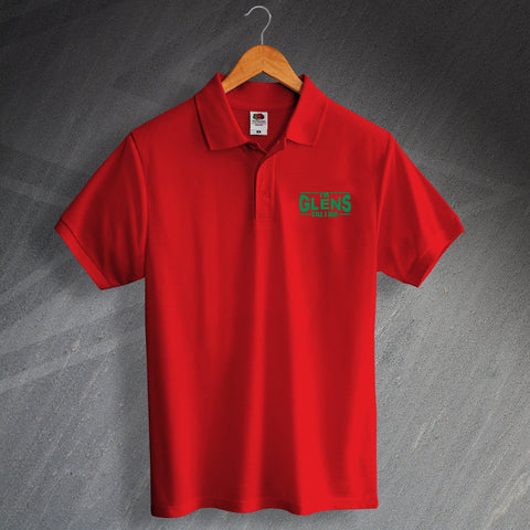Glens Embroidered Polo Shirt